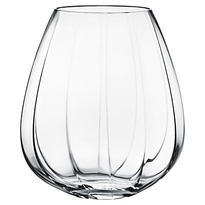 Georg Jensen Faceted Glass Vase, Large