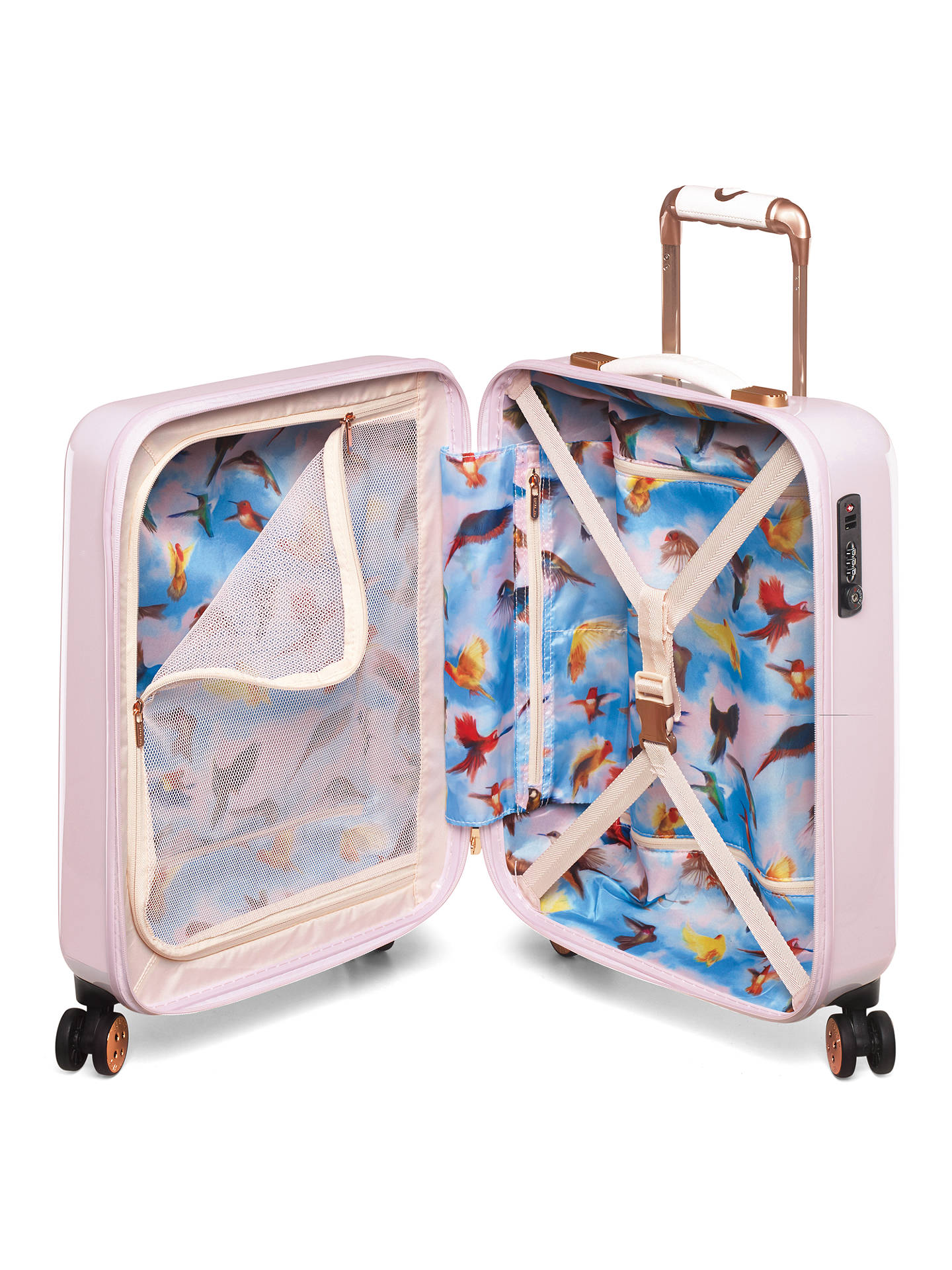 ac335898a6262 ... Buy Ted Baker Arianna Hanging Gardens 4-Wheel 54cm Suitcase
