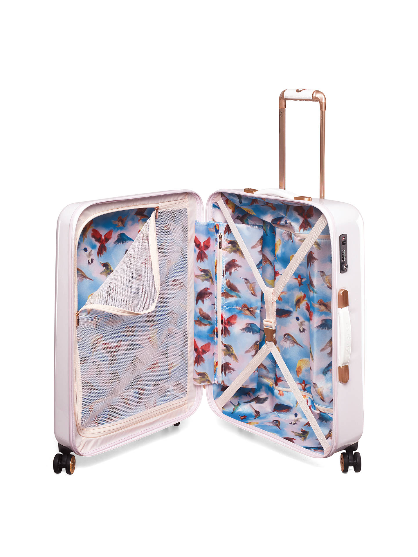 0c59b2618aed9 ... Buy Ted Baker Alanie Hanging Gardens 4-Wheel 69.5cm Suitcase