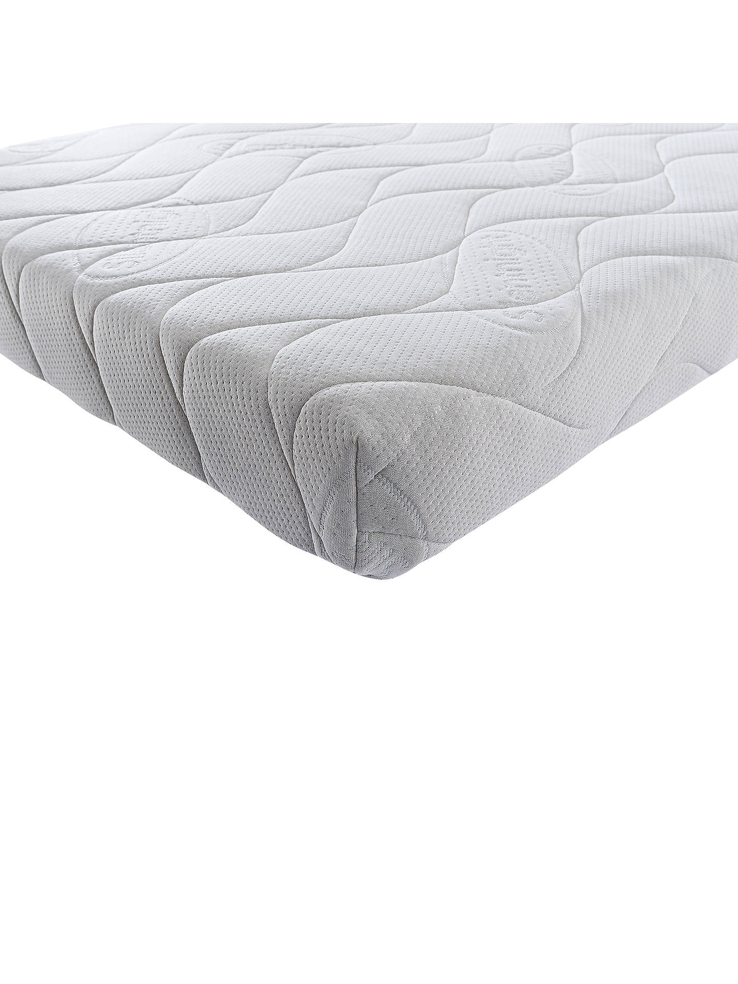 Memory Wool Baby Cotbed Mattress