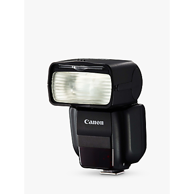 Image of Canon Speedlight 430 EX III-RT External Flash With Remote Flash & LCD Screen