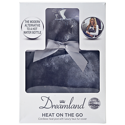 dreamland heat on the go electric heat pod review review. Black Bedroom Furniture Sets. Home Design Ideas