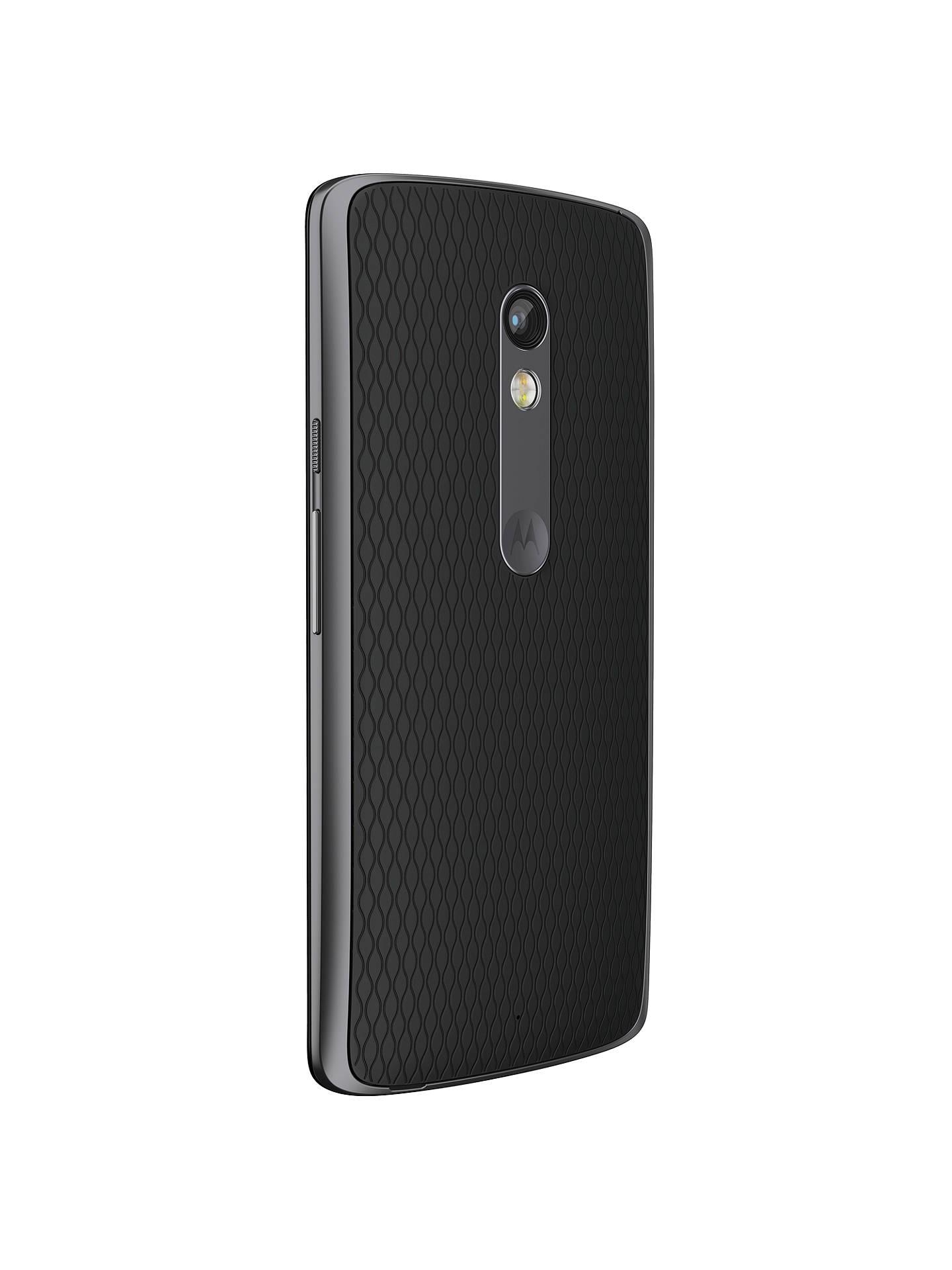 Motorola Moto X Play Smartphone, Android, 5 5