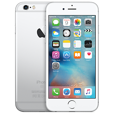 Image of Apple iPhone 6s 128GB - Silver