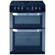 Buy Belling FSE60DOP Freestanding Electric Cooker Online at johnlewis.com