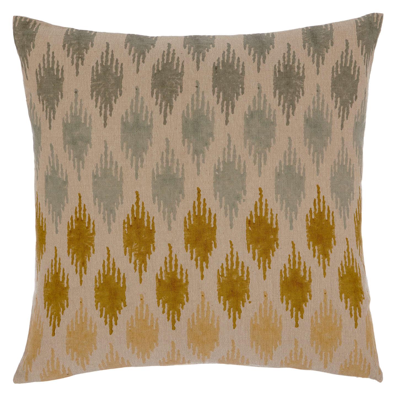 Washable Rugs John Lewis: John Lewis Ikat Ombre Cushion At John Lewis