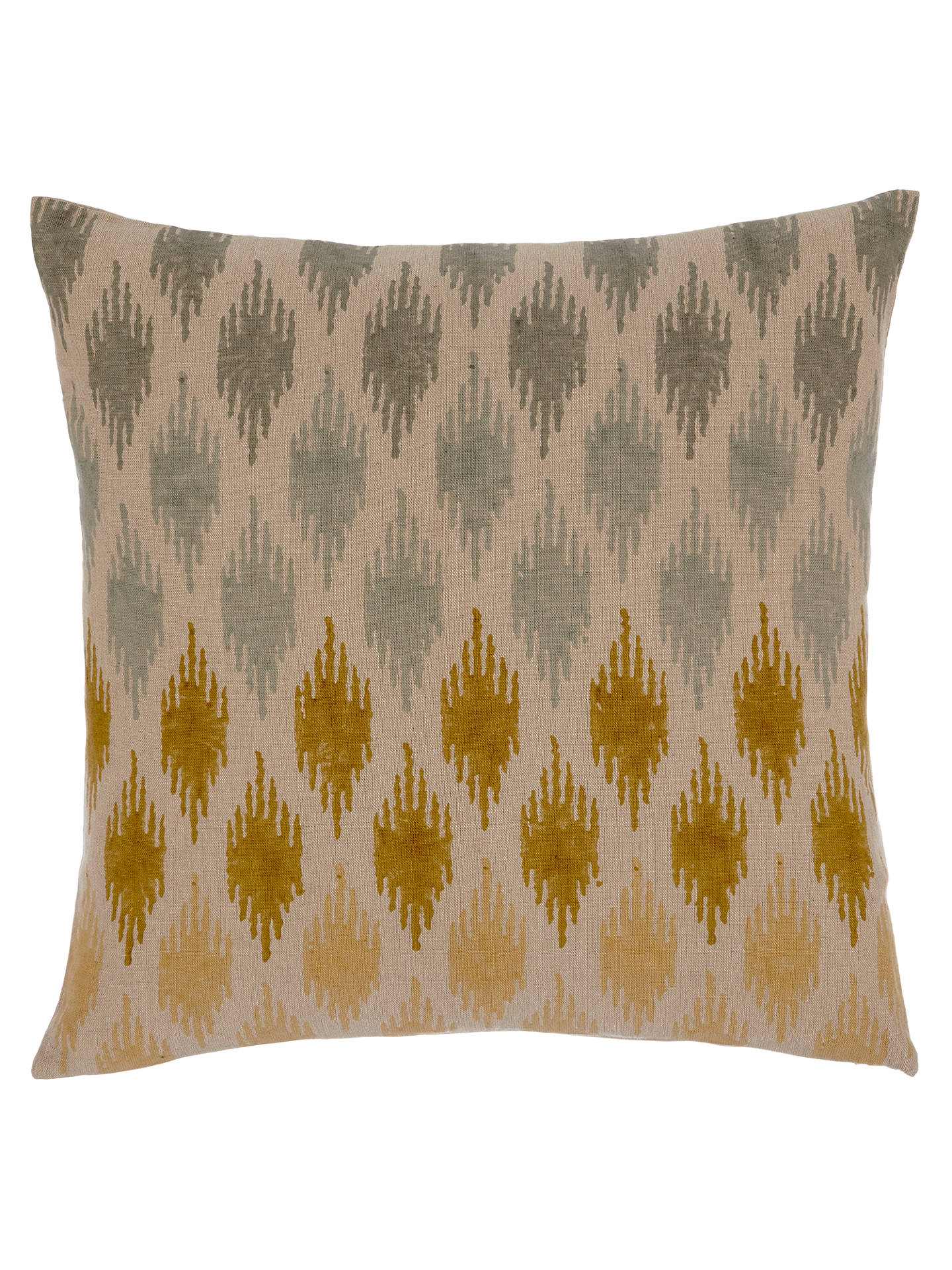 john lewis ikat ombre cushion at john lewis partners. Black Bedroom Furniture Sets. Home Design Ideas