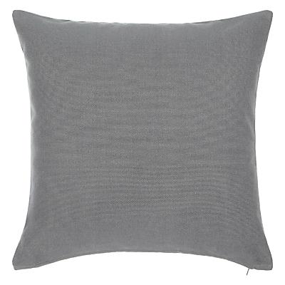 John Lewis Plain Cotton Cushion