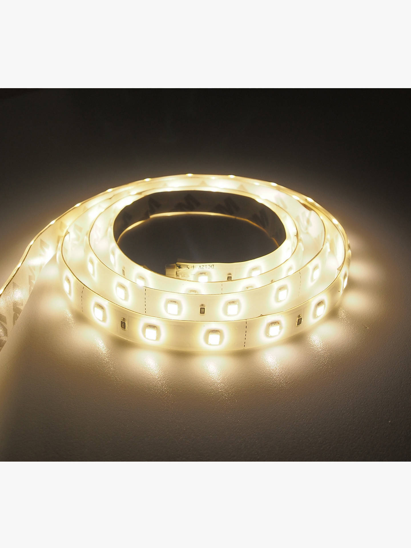 BuyJohn Lewis & Partners SY7338A 50cm LED Strip Lights, Warm White Online at johnlewis.com