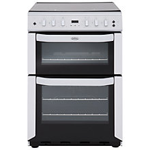 Buy Belling FSG60DOF Freestanding Gas Cooker Online at johnlewis.com