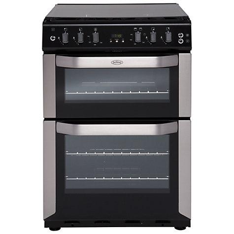 buy belling fsg60dof freestanding gas cooker john lewis. Black Bedroom Furniture Sets. Home Design Ideas