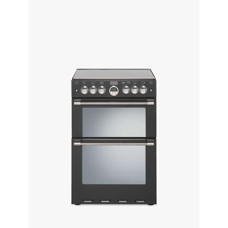 stoves sterling 600g freestanding gas cooker at john lewis. Black Bedroom Furniture Sets. Home Design Ideas
