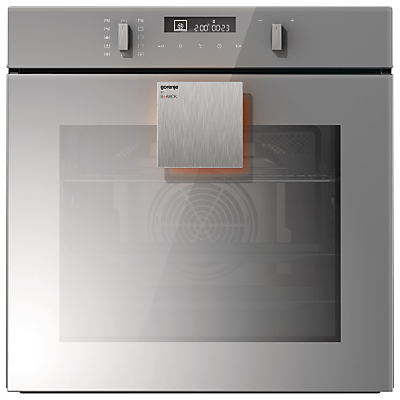 Product photo of Gorenje by starck bo747st builtin single electric multifunction oven