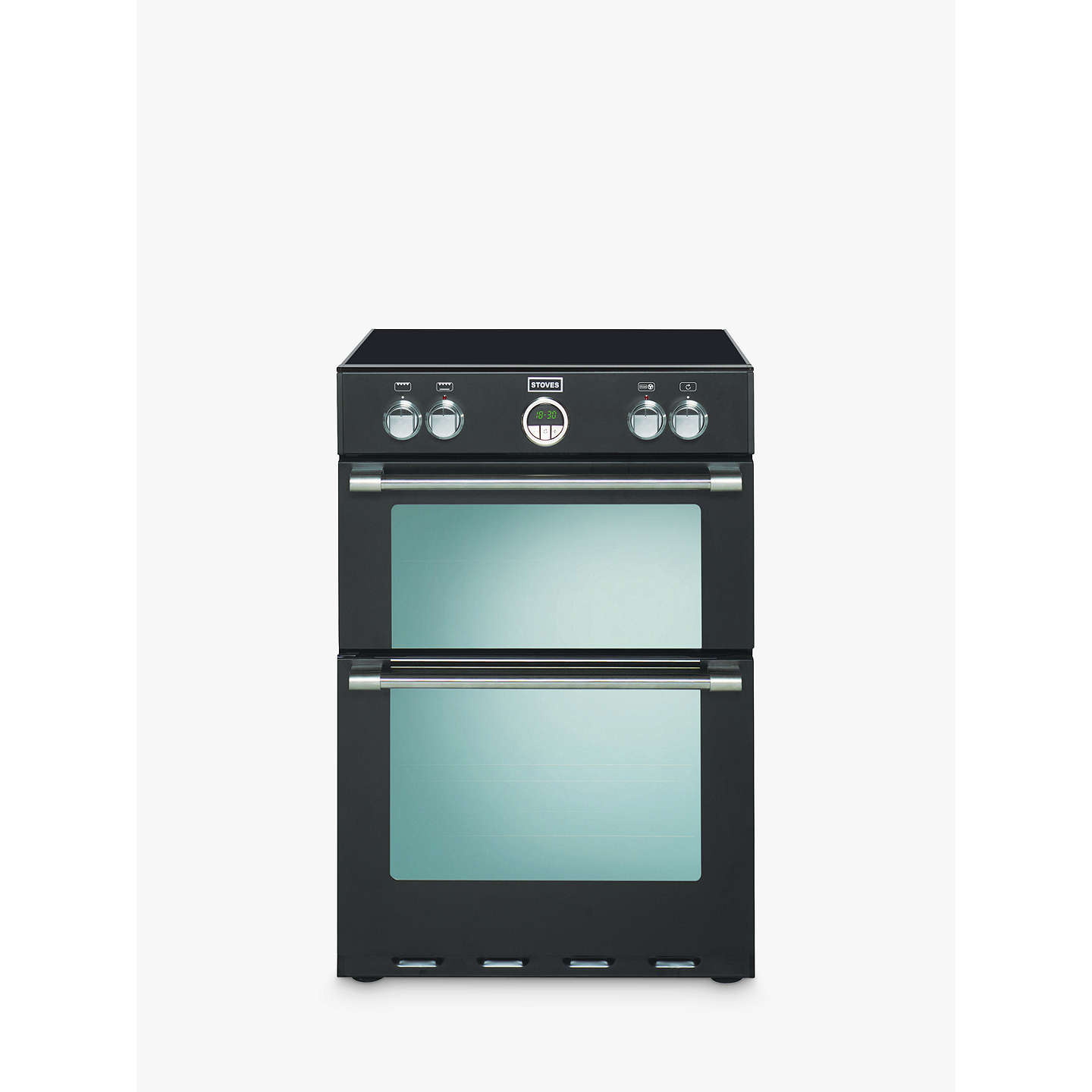 Stoves Sterling 600MFTi Freestanding Electric Cooker at John Lewis