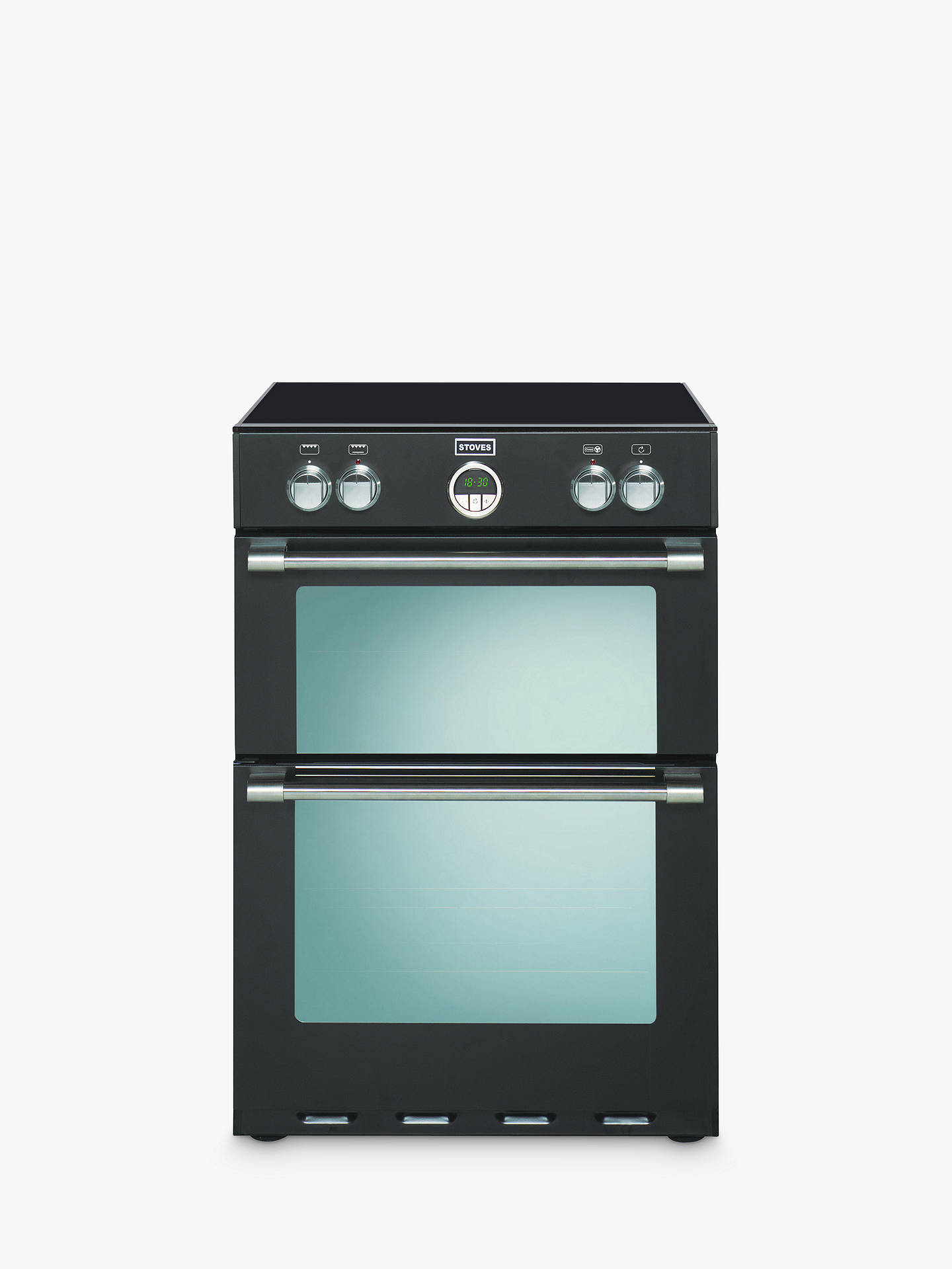 Stoves Sterling 600MFTi Freestanding Electric Cooker at John Lewis ...