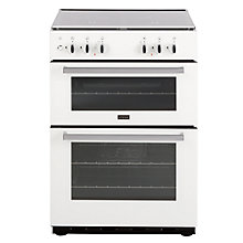 Buy Stoves SDF60DO Dual Fuel Cooker Online at johnlewis.com