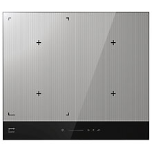 Buy Gorenje by Starck IS655ST Electric Induction Hob Online at johnlewis.com