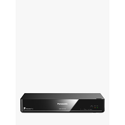 Panasonic DMR-HWT250EB Smart Freeview HD & Freeview Play PVR with 1TB HDD Recorder