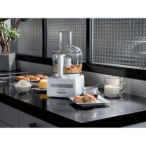 buy magimix compact 3200 food processor john lewis. Black Bedroom Furniture Sets. Home Design Ideas