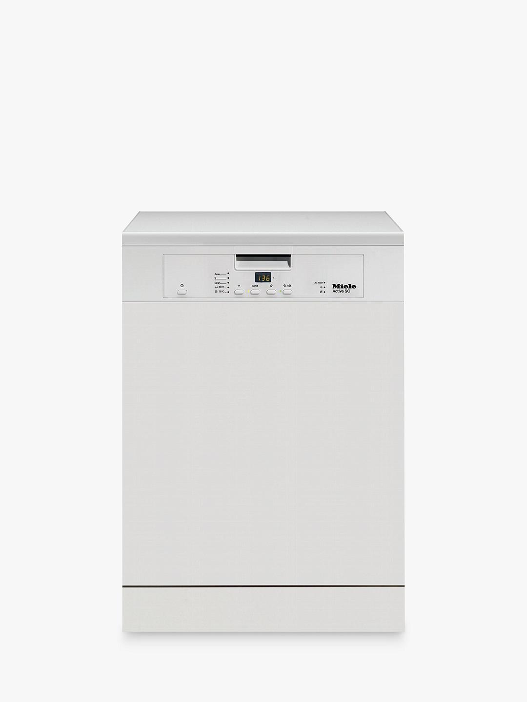 Miele Dishwasher Reviews >> Miele G4203sc Freestanding Dishwasher White