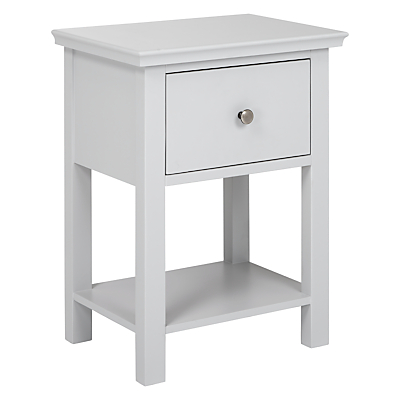 John Lewis Darton Bedside Table