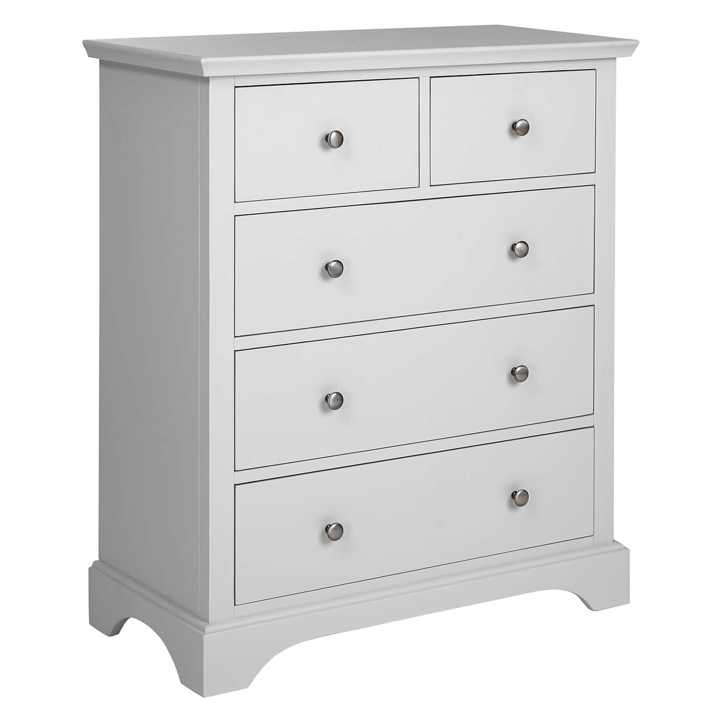 Mayville Cherry 5 Drawer Chest By Homelegance