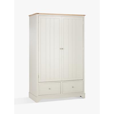 John Lewis St Ives 2 Door, 2 Drawer Wardrobe