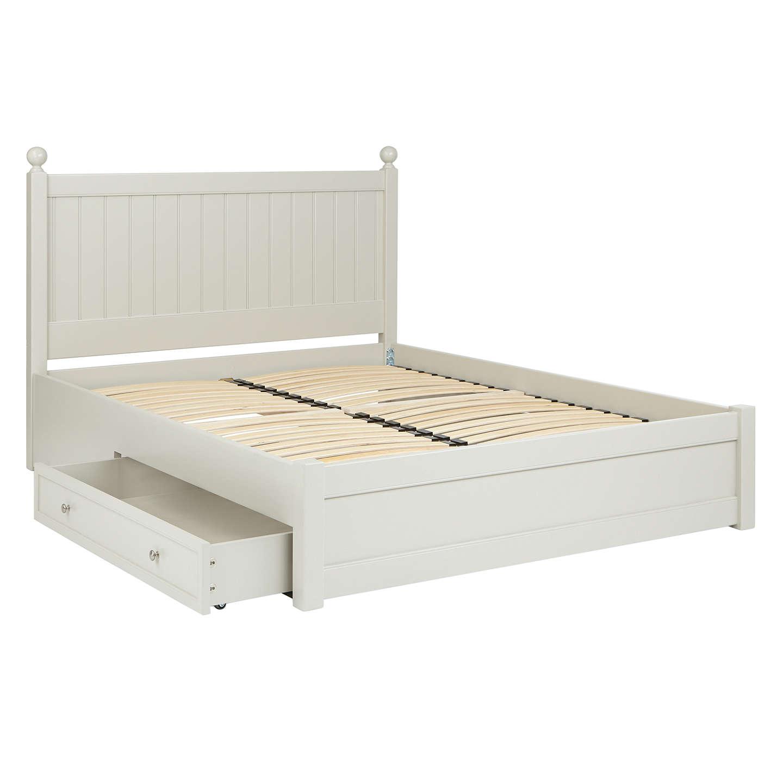 BuyJohn Lewis St Ives Storage Bed FSC-Certified (Oak Birch Oak ...  sc 1 st  John Lewis & John Lewis St Ives Storage Bed FSC-Certified (Oak Birch Oak ...