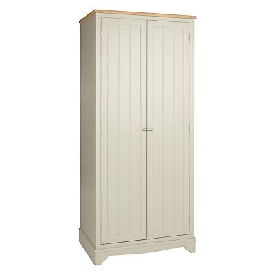John Lewis St Ives 2 Door Wardrobe