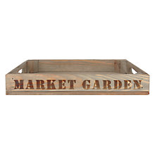 Buy John Lewis 'Market Garden' Tray Online at johnlewis.com