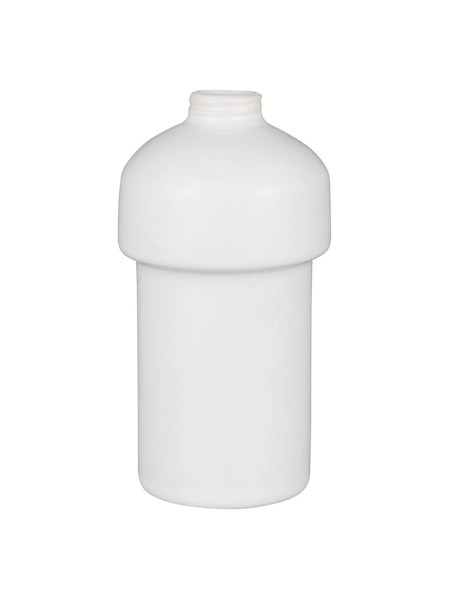 Buy John Lewis & Partners New Classic/Solo Spare Soap Dispenser, White Online at johnlewis.com