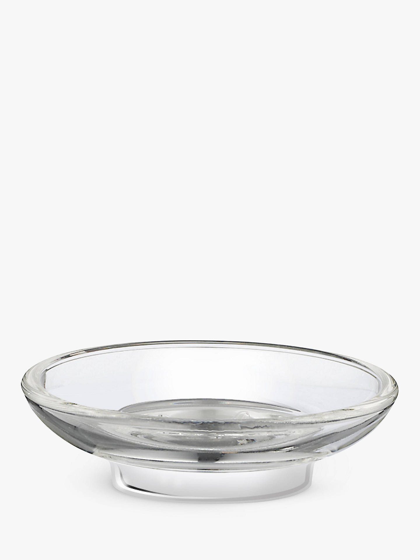 Buy John Lewis & Partners Opus / Satin Spare Soap Dish Online at johnlewis.com
