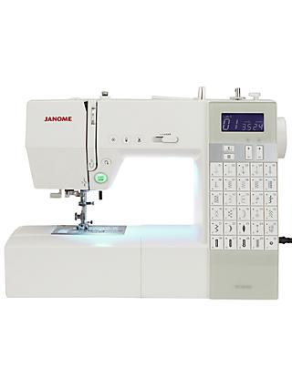 Janome DC6030 Sewing Machine