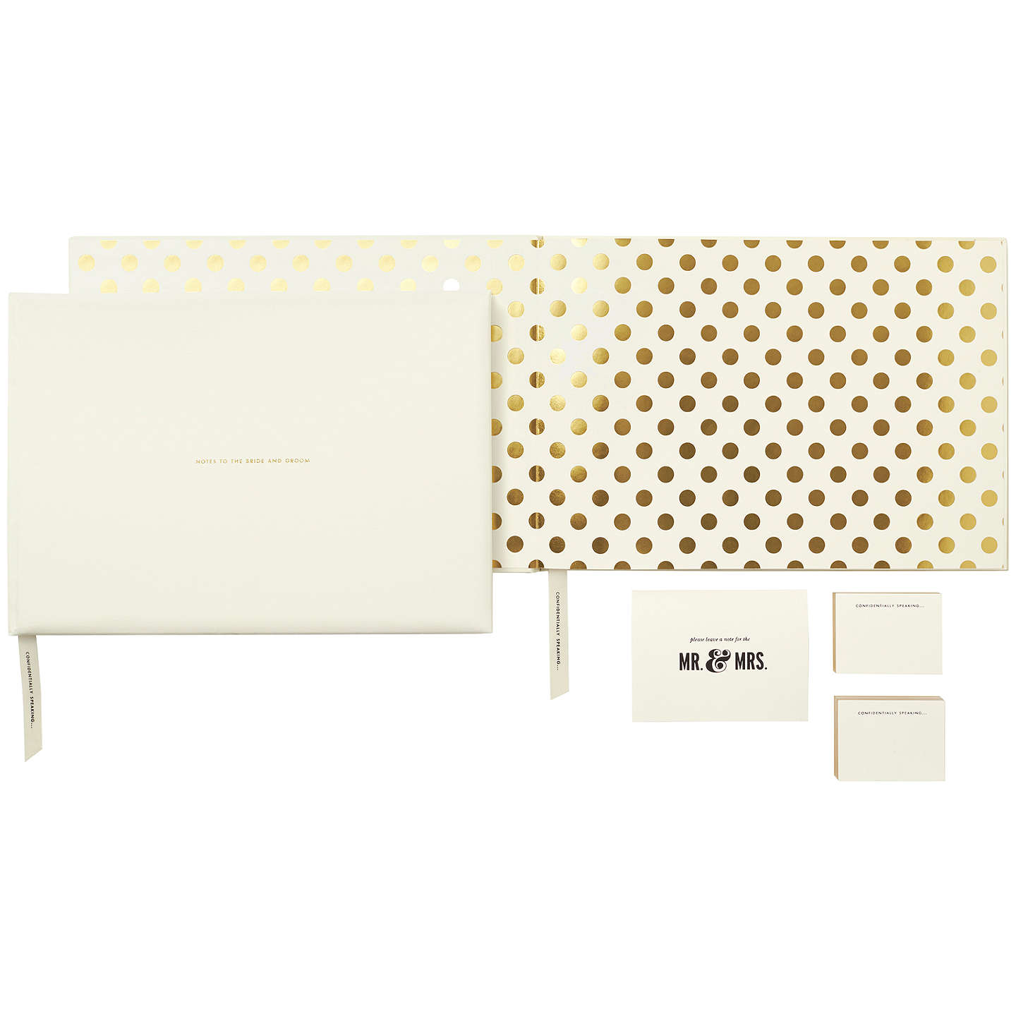buykate spade new york wedding guest book online at johnlewiscom