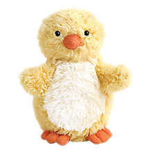Buy John Lewis Chirping Chick Plush Toy Online at johnlewis.com