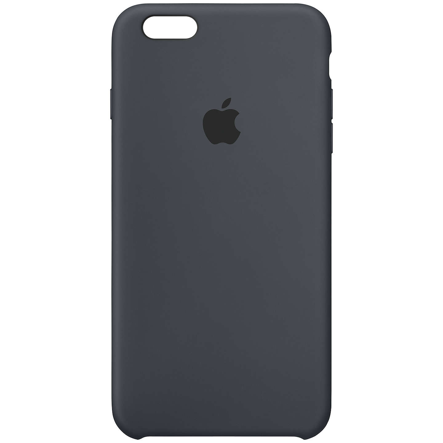BuyApple Silicone Case for iPhone 6s Plus, Charcoal Grey Online at  johnlewis.com