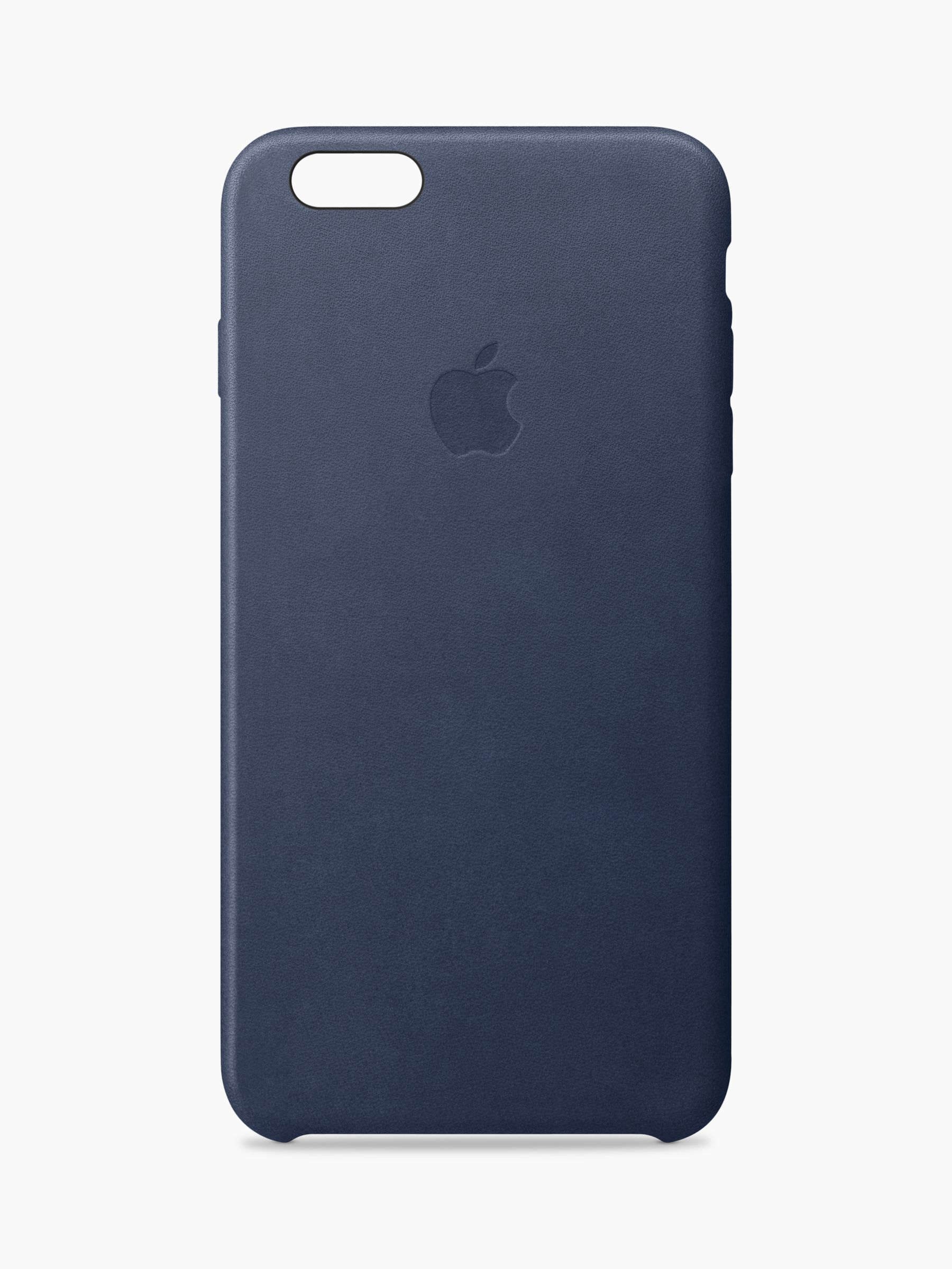 info for 81c31 0ee6b Apple Leather Case for iPhone 6/6s, Midnight Blue