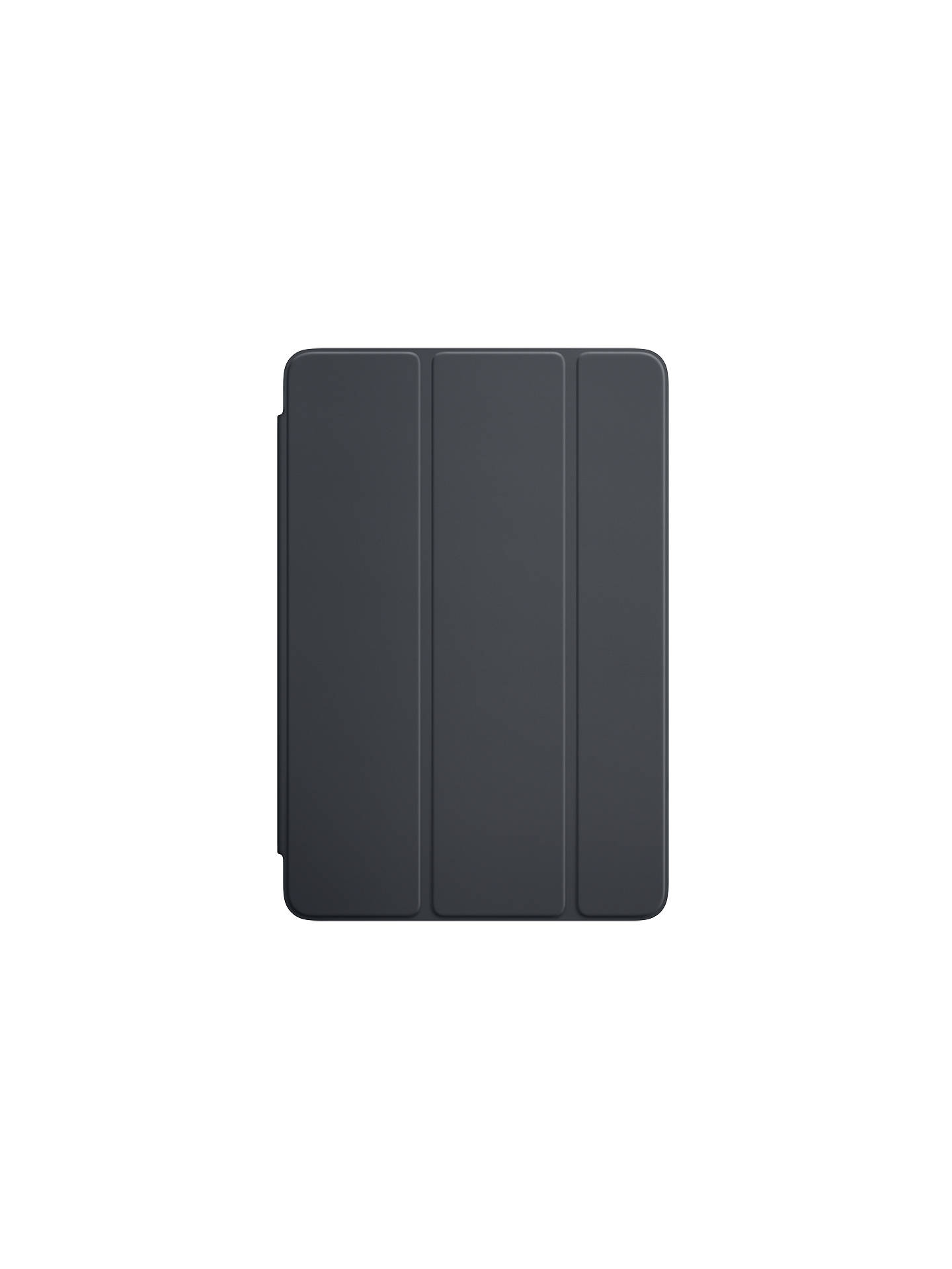 BuyApple Smart Cover for iPad mini 4, Grey Online at johnlewis.com