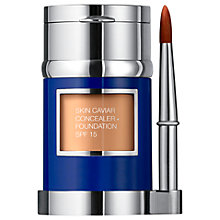 Buy La Prairie Skin Caviar Concealer Foundation SPF15 Online at johnlewis.com