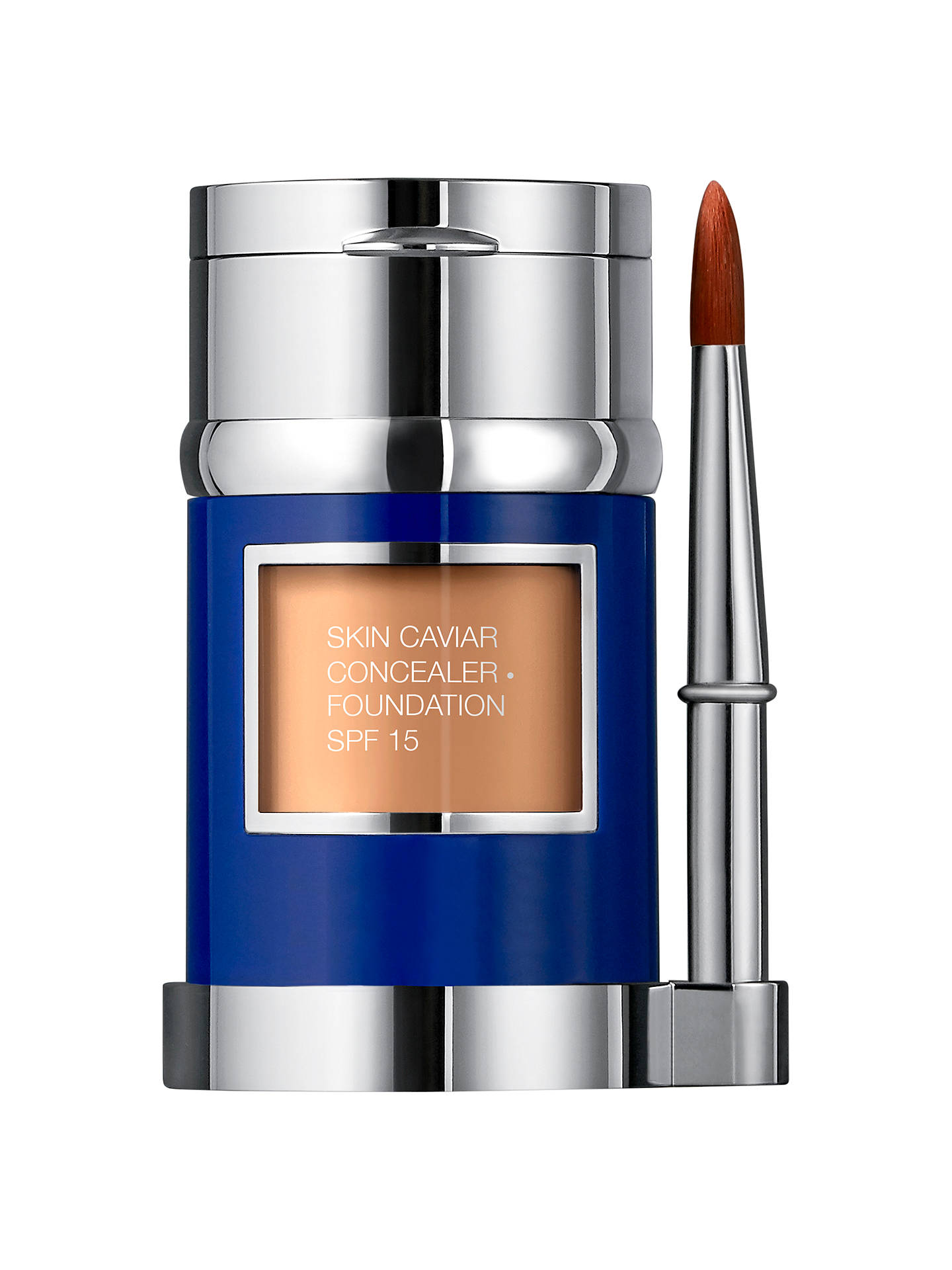 Buy La Prairie Skin Caviar Concealer Foundation SPF15,  Peche Online at johnlewis.com