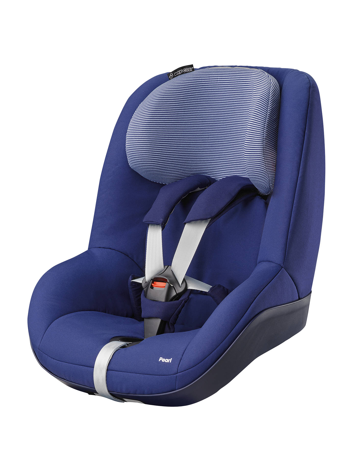 maxi cosi pearl group 1 car seat river blue at john lewis. Black Bedroom Furniture Sets. Home Design Ideas