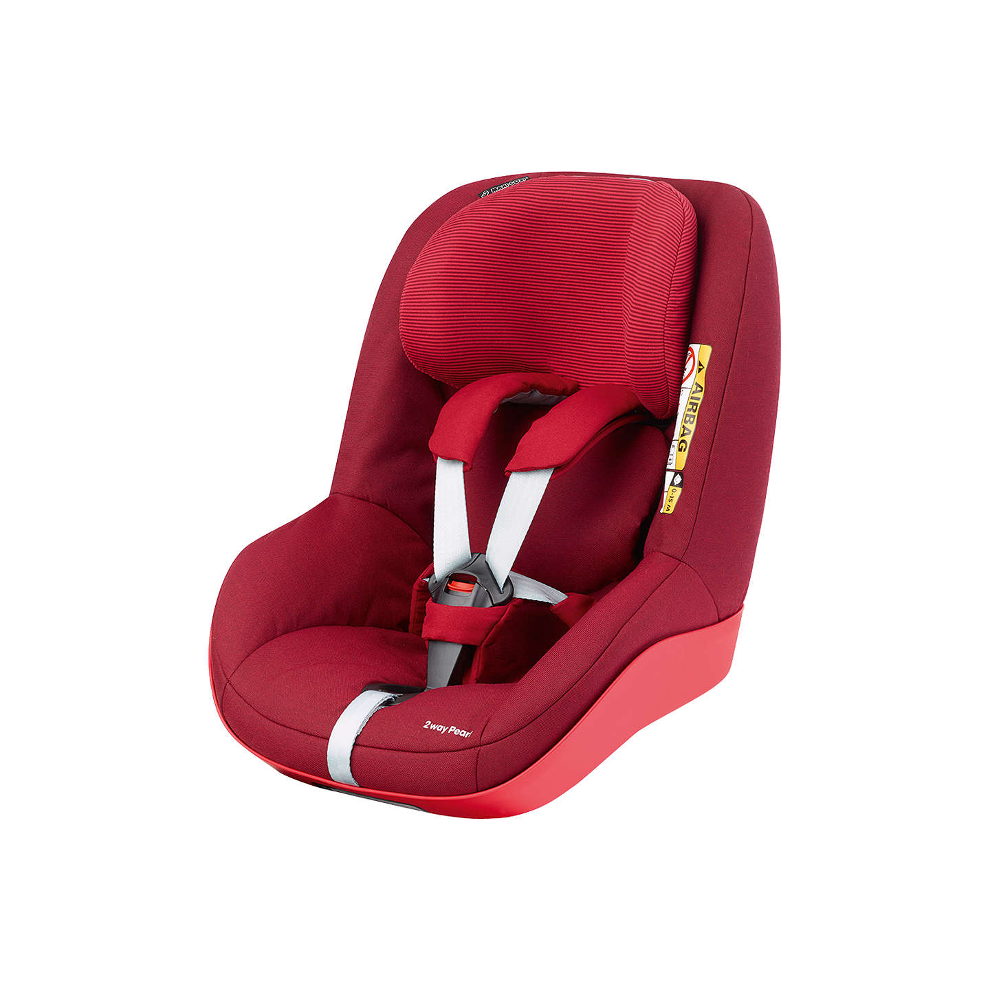BuyMaxi-Cosi 2wayPearl i-Size Group 1 Car Seat, Robin Red Online at johnlewis.com