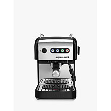 Buy Dualit 84516 Espress-Auto 4-in-1 Coffee and Tea Machine, Black Online at johnlewis.com