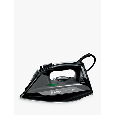 Bosch TDA3021GB Steam Iron, Black