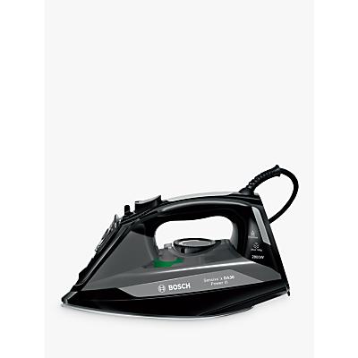 Bosch TDA3021GB Steam Iron, Black
