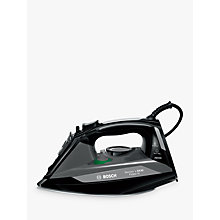 Buy Bosch TDA3021GB Steam Iron, Black Online at johnlewis.com