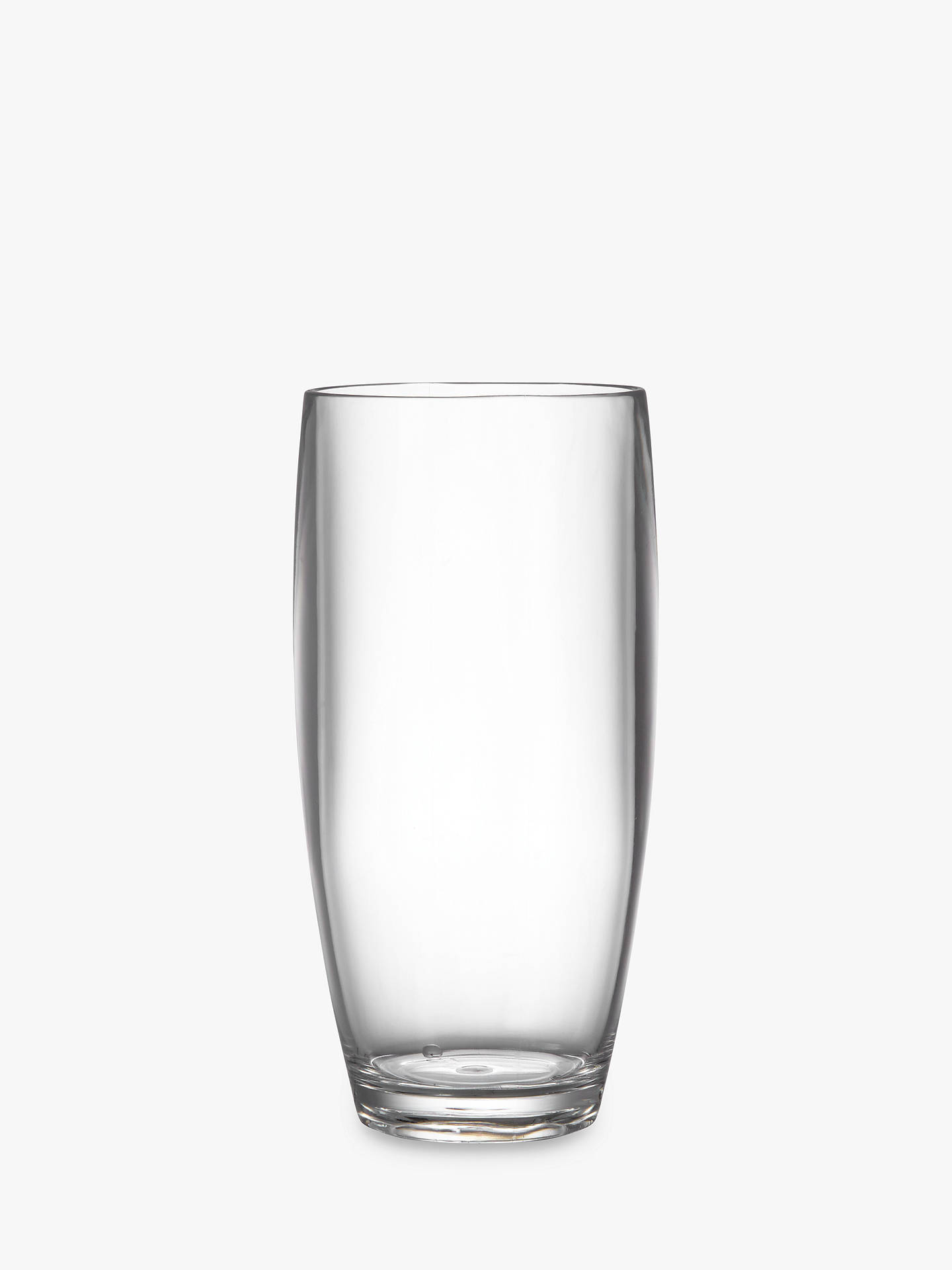 BuyJohn Lewis & Partners Curved Plastic Highball, Set of 4 Online at johnlewis.com