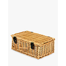 Buy John Lewis Empty Rectangular Hamper Online at johnlewis.com