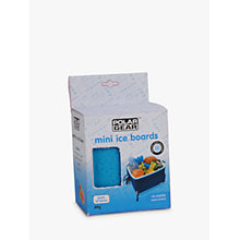 Buy Polar Gear Mini Ice Boards, Pack of 3 Online at johnlewis.com