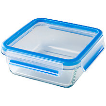 Buy Zyliss Fresh Glass Rectangular Storage Oven Dish, 0.95L Online at johnlewis.com